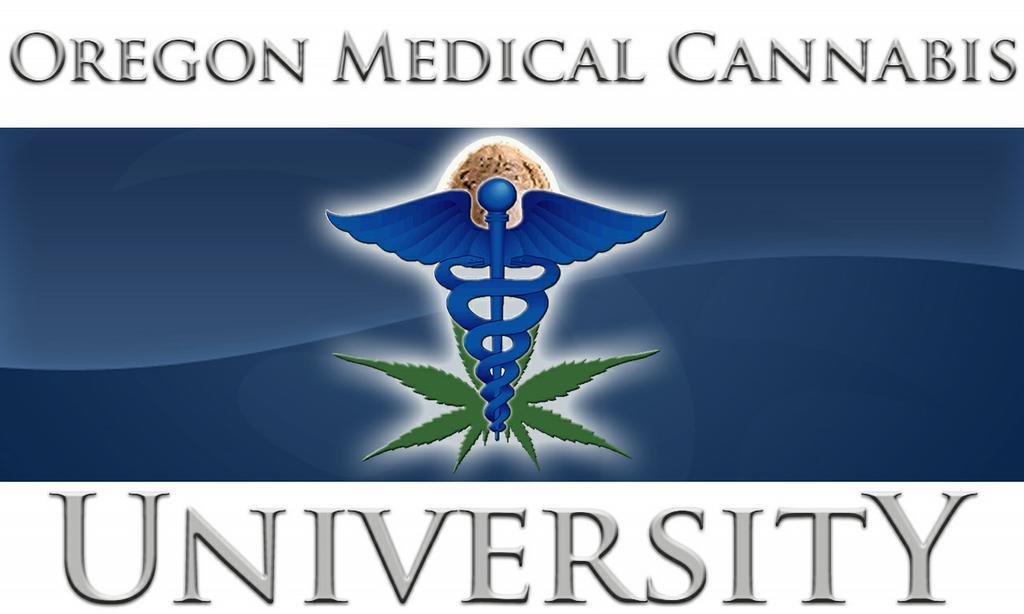Cannabis university full logo