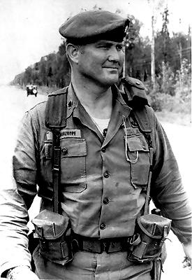 Vietnam War Hero, Norman Schwarzkopf