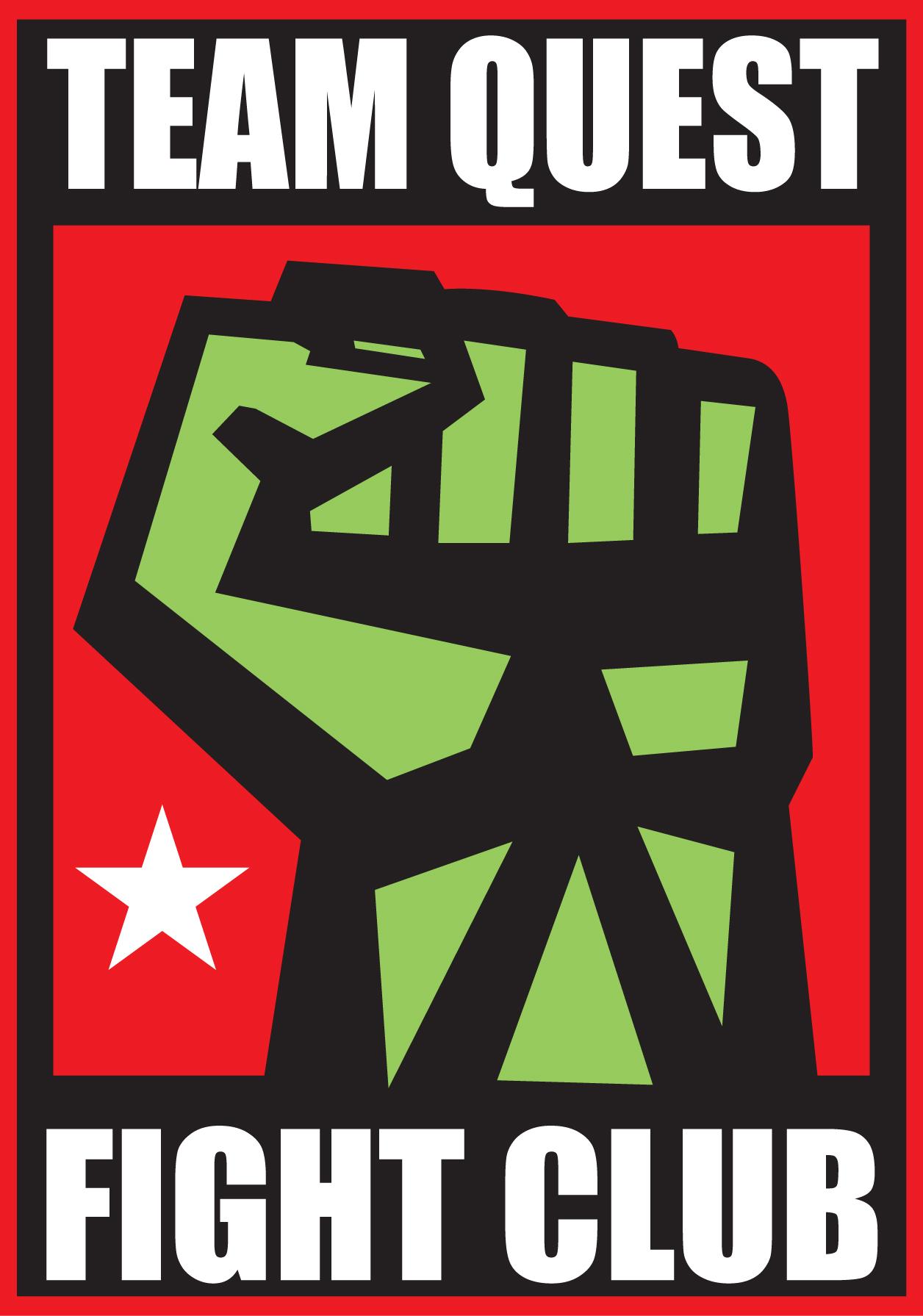 Fighters Team Logo Team-quest-logo