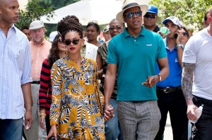 Entertainers Beyonce and Jay Z Given Special Permission to Go to Cuba.