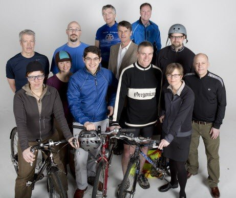 bike oregonian reporters cyclist group
