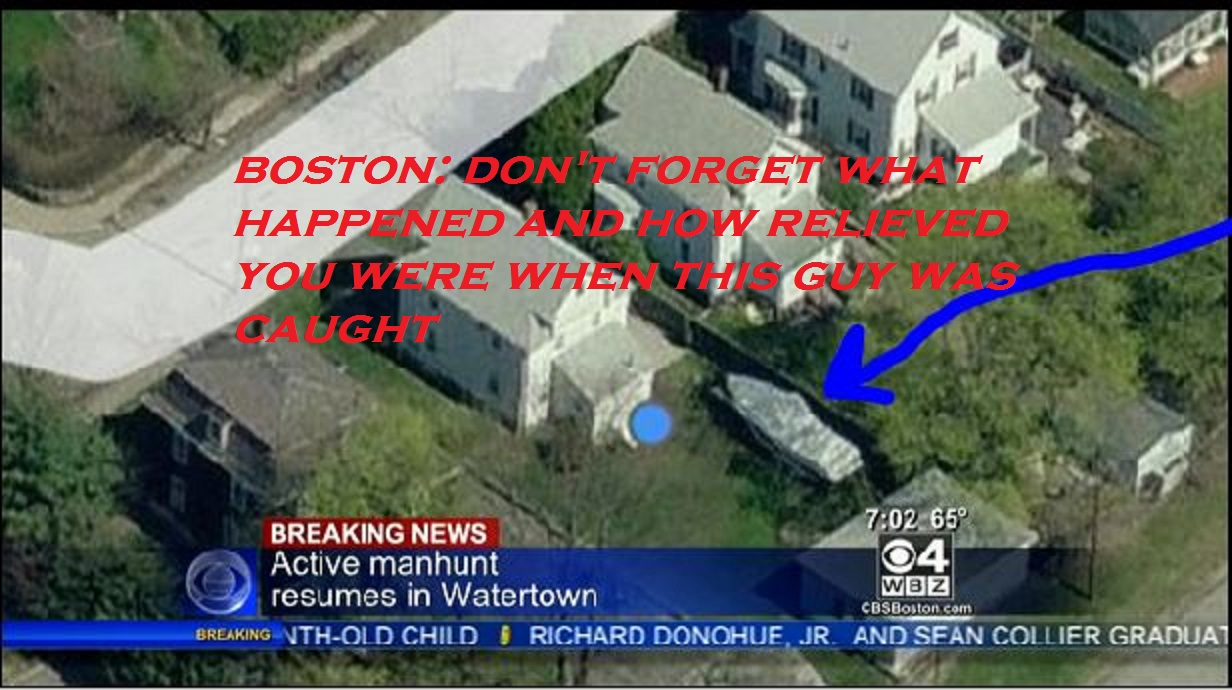 boston marathon suspect in boat