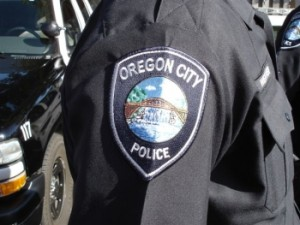 oregon city police