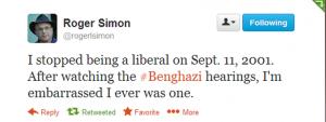 Benghazi hearing roger simon tweet