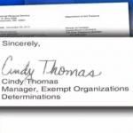 IRS CINDY THOMAS