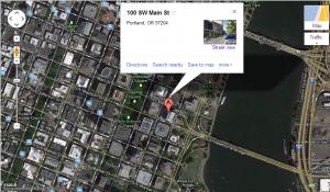 IRS location