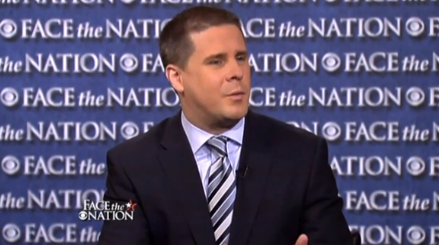 "Senior White House Adviser, Dan Pfeiffer, channeling Ron Ziegler and telling Schieffer that there is no there there. In fact, he doubled down and said, ""the Republican playbook here which is try, when they don't have a positive agenda, try to drag Washington into a swamp of partisan fishing expeditions, trumped up hearings and false allegations."""
