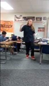 kid teaches teacher