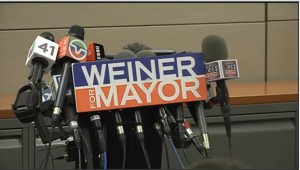 Anthony weiner mic