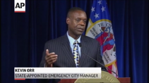 Detroit emergency city manager