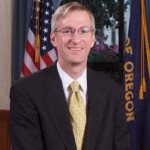 Ted Wheeler, Former Multnomah County Chair and current State Treasurer