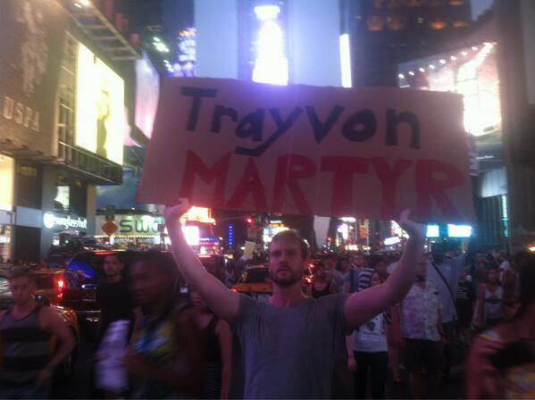 Zimmerman Trayvon Martyr