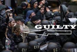 Occupy Portland Pepper spray guilty