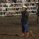 obama mask rodeo