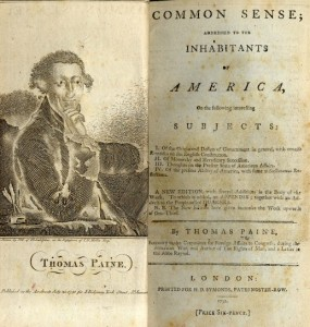 We're all Thomas Paine now.