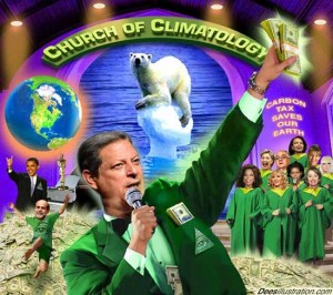 Al Gore predicted New York would be under water by now and that the Arctic would have no ice. The Arctic has 60% more ice than usual this time of year. New York is still dry. Al Gore has made $100 million + on his Global Warming scare.