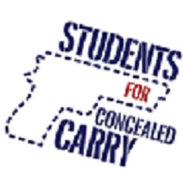 Guns Students for Concealed Carry logo