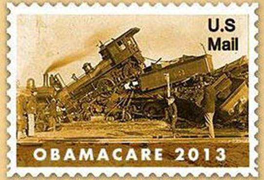 obamacare commemorative stamp