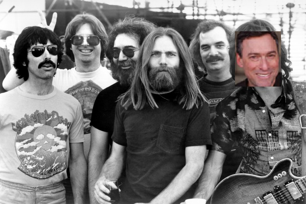 Jeff Cogen grateful dead