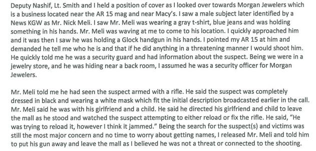 Clack Town Report Meli 1