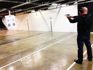 gun mark kelly shooting at PPB