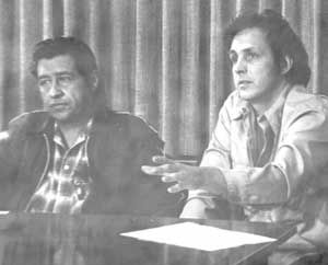 "a biography of cesar estrada chavez the president of united farm workers Helen chavez and migrant workers' rights  helen and cesar chavez began to organize farmers across  ""passing of helen chavez,"" united farm workers, june."