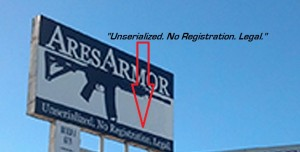 ares armor sign enhanced