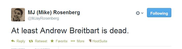 Andrew Breitbart Rosenberg