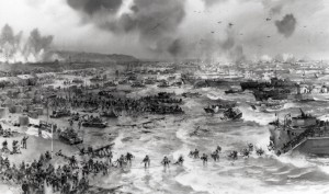 D-Day at Normandy