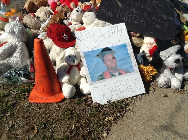 Ferguson Memorial www.VictoriaTaft.com