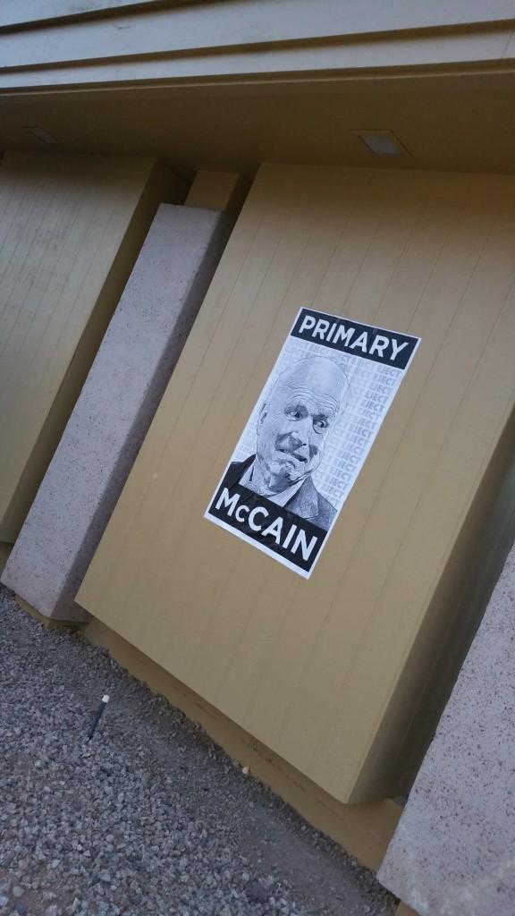 mccain close