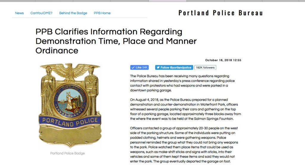 Portland Professional Protesters Archives - Victoria Taft
